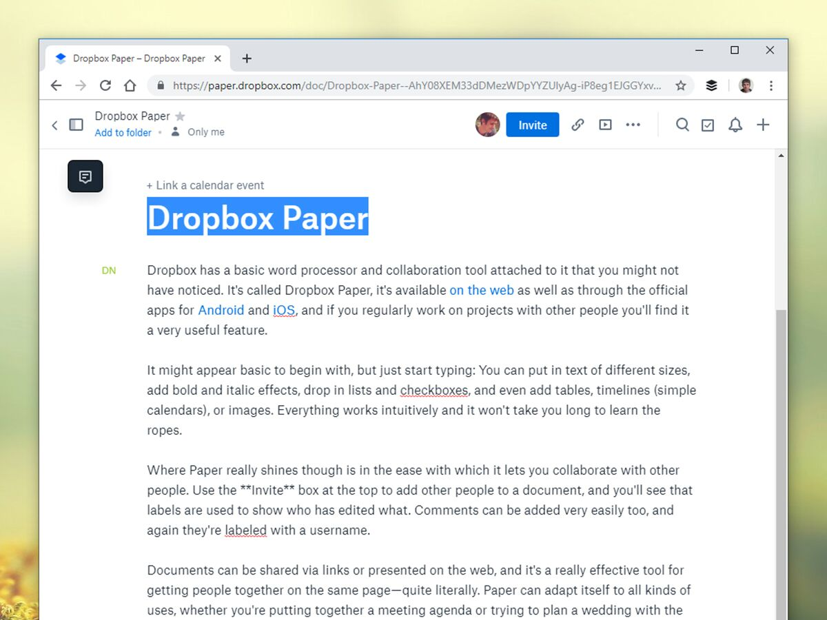 6 essential Dropbox tools you might be missing | Popular Science