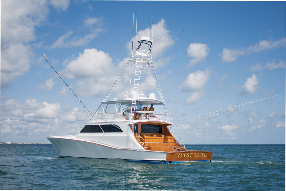 Best Sport Boats, Yacht Manufacturers | Marlin Magazine on