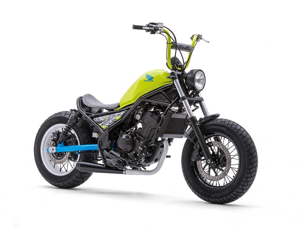2018 Harley-Davidson Sportster vs  2018 Honda Rebel 500