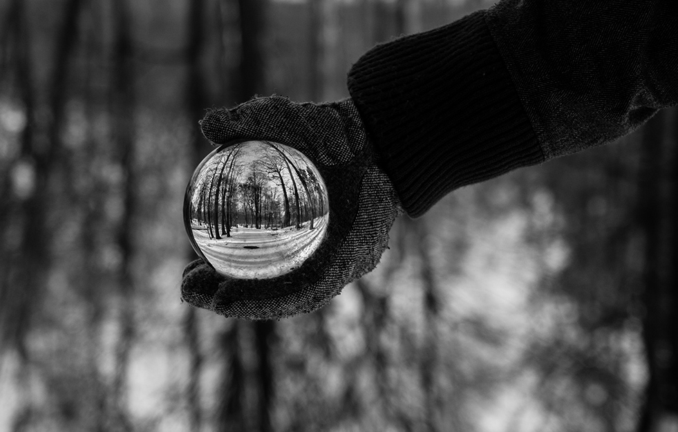 Prisms, crystal balls, and fractal filters for photographers