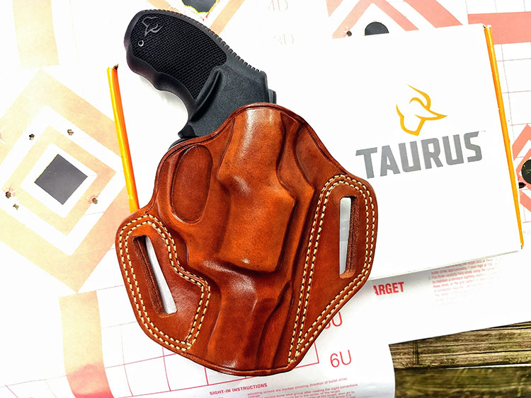 Taurus 856 Revolver for Concealed Carry | Range 365