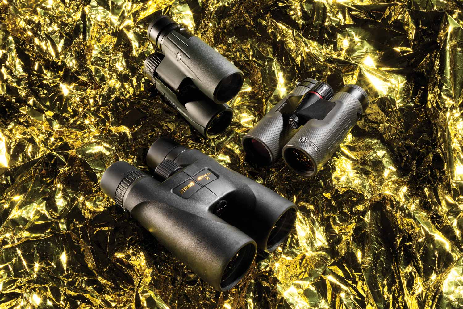 Pick the right pair of binoculars for your viewing needs