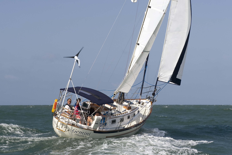 9 Best Used Cruising Sailboats, Best Liveaboards | Cruising