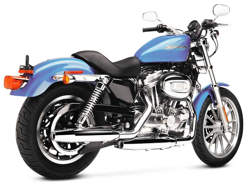 First Look: 2004 Harley-Davidson Motorcycles   Motorcycle