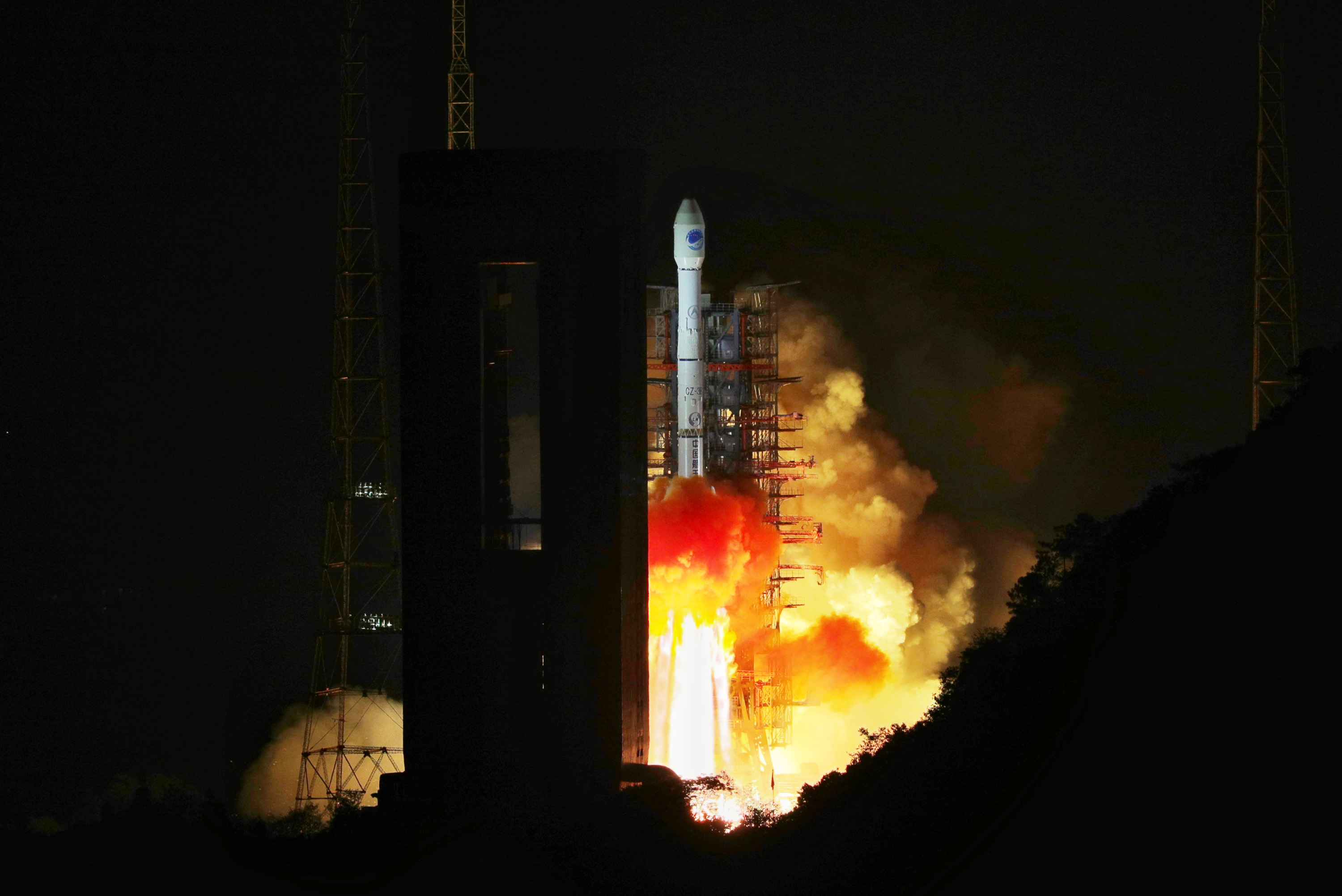 China's version of GPS is almost complete. Here's what that means.