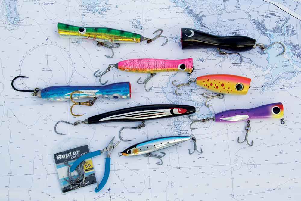 Popping and Jigging for Pelagics | Marlin Magazine