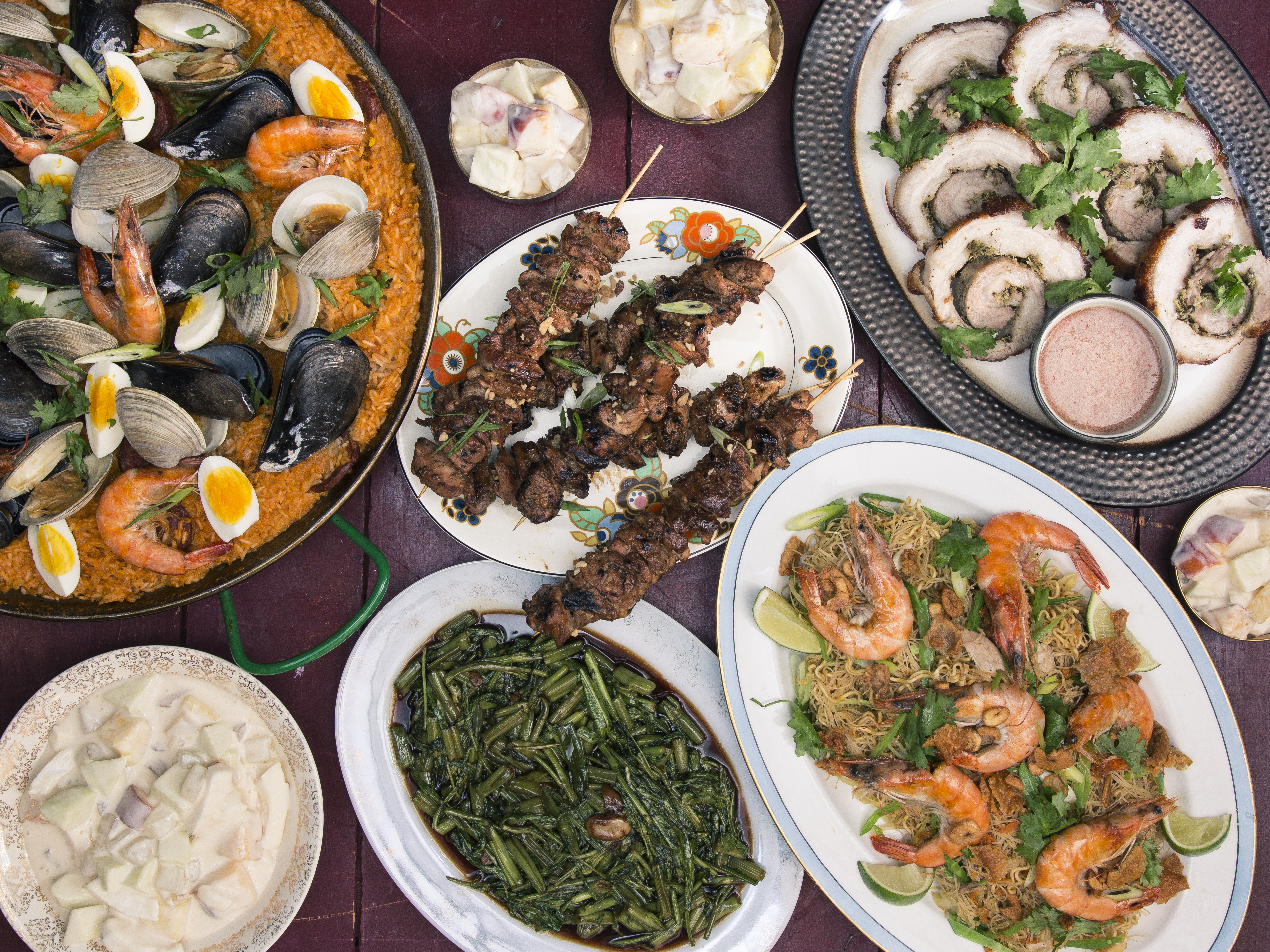A Filipino Feast Fit For Your Whole Family Saveur