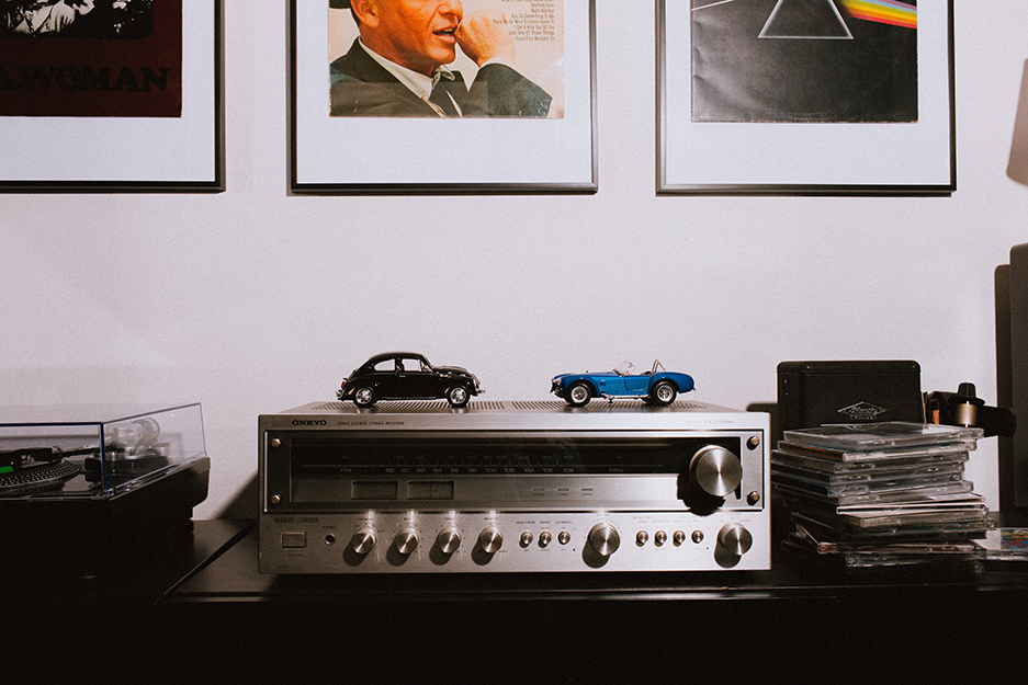 Stereo receivers and amplifiers that make your music better
