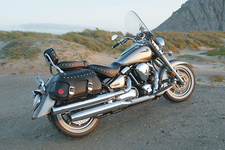 2004 Yamaha Road Star 1700 Review | Motorcycle Cruiser