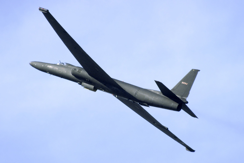 Will The U-2 Cold War Spy Plane Get A Laser?