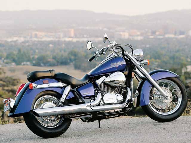 Honda Shadow Aero 750 Motorcycle Test | Motorcycle Cruiser