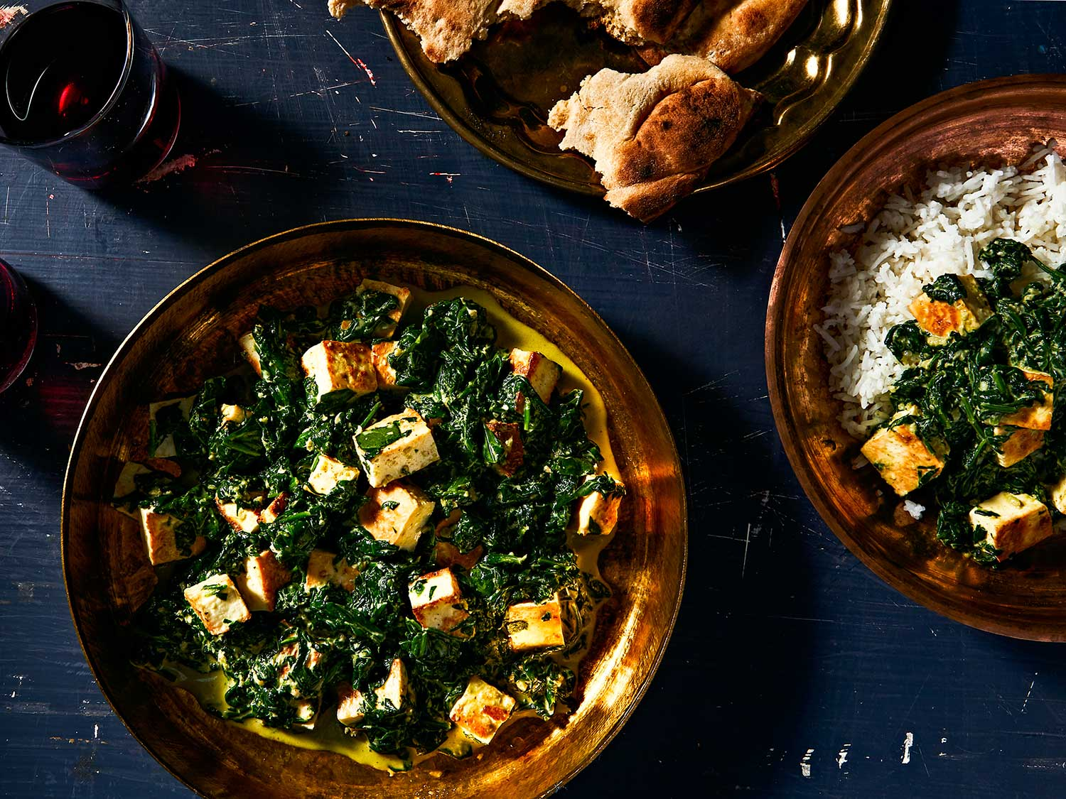 Saag Paneer Is The Luscious Indian Comfort Food You Need Saveur