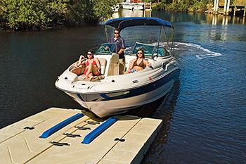 Five Alternative Boat Docks | Boating Magazine