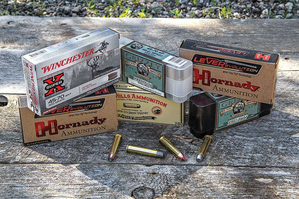 Why the  45/70 Is Still A Great Cartridge for Big Game