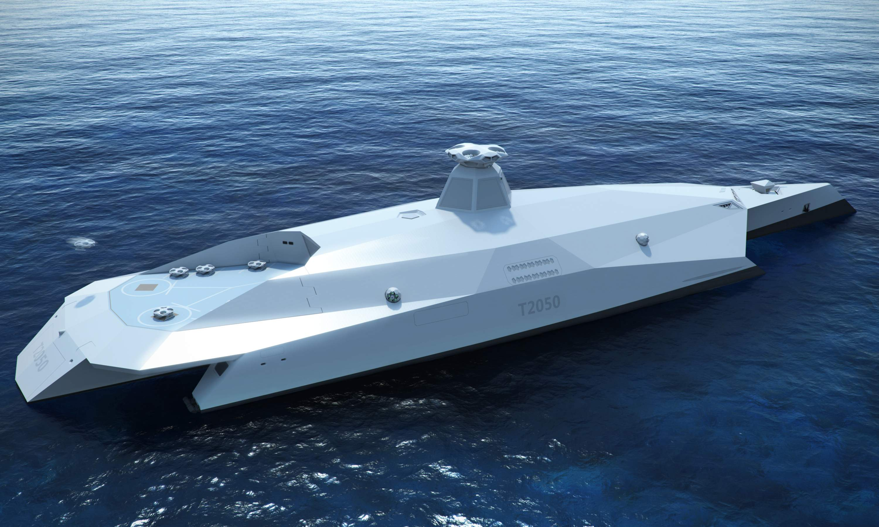 What Will The Battleship Of The Future Look Like?