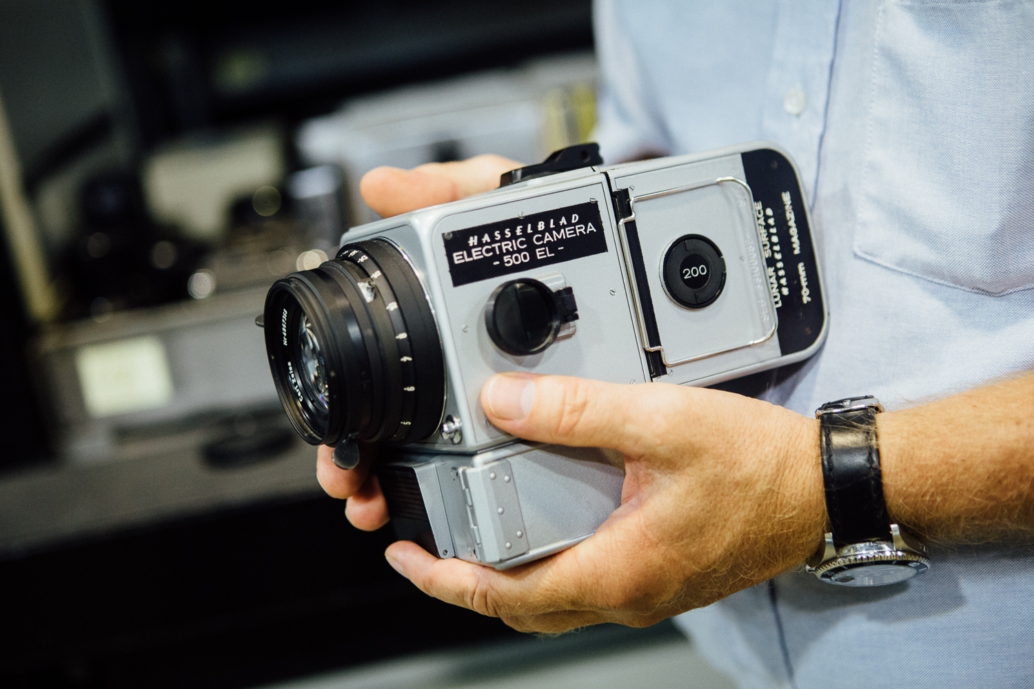 11 super-nerdy photography facts about the cameras we took to the moon