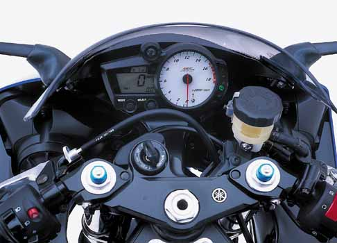 2003 YZF-R6 | Feature Review | Motorcyclist