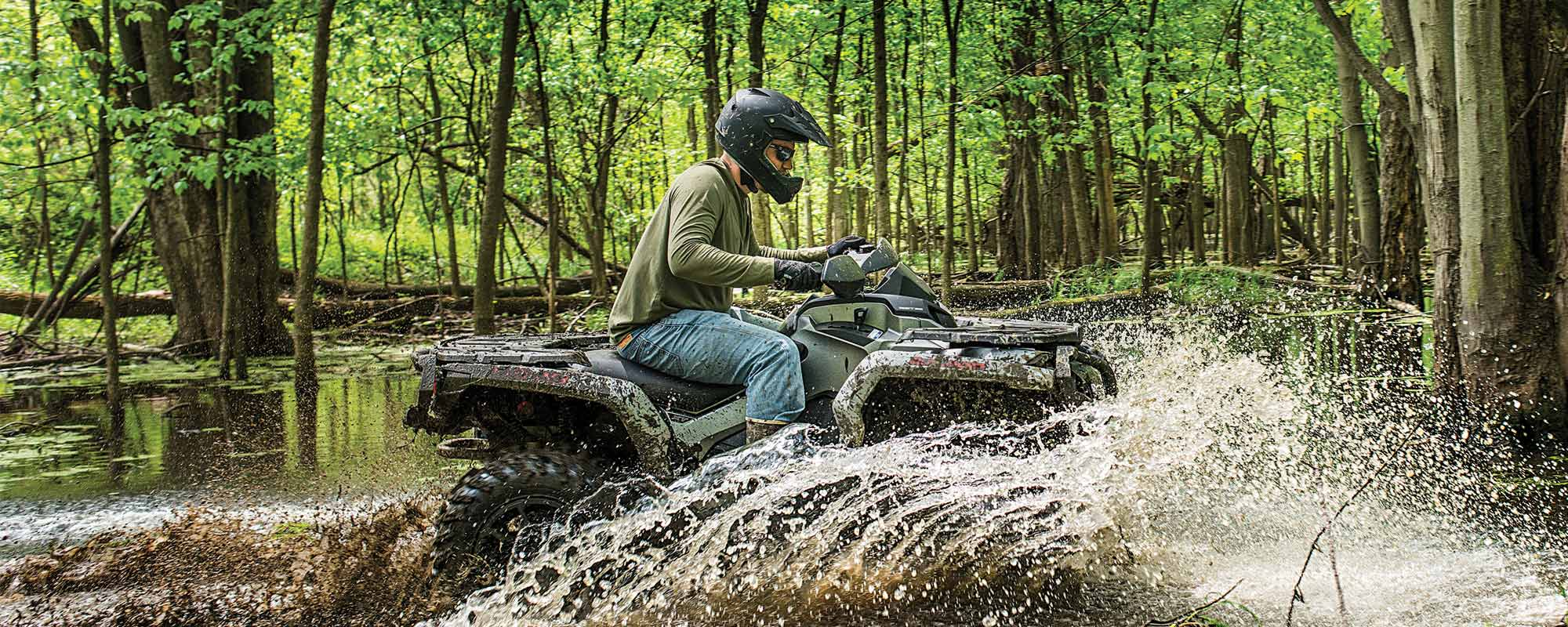 Gear Test: The 6 Best ATVs for Hunters