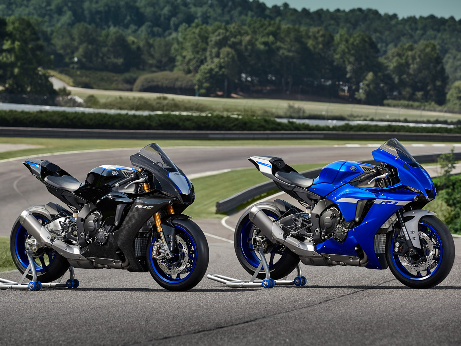 2020 Yamaha Yzf R1m And Yzf R1 First Look Cycle World