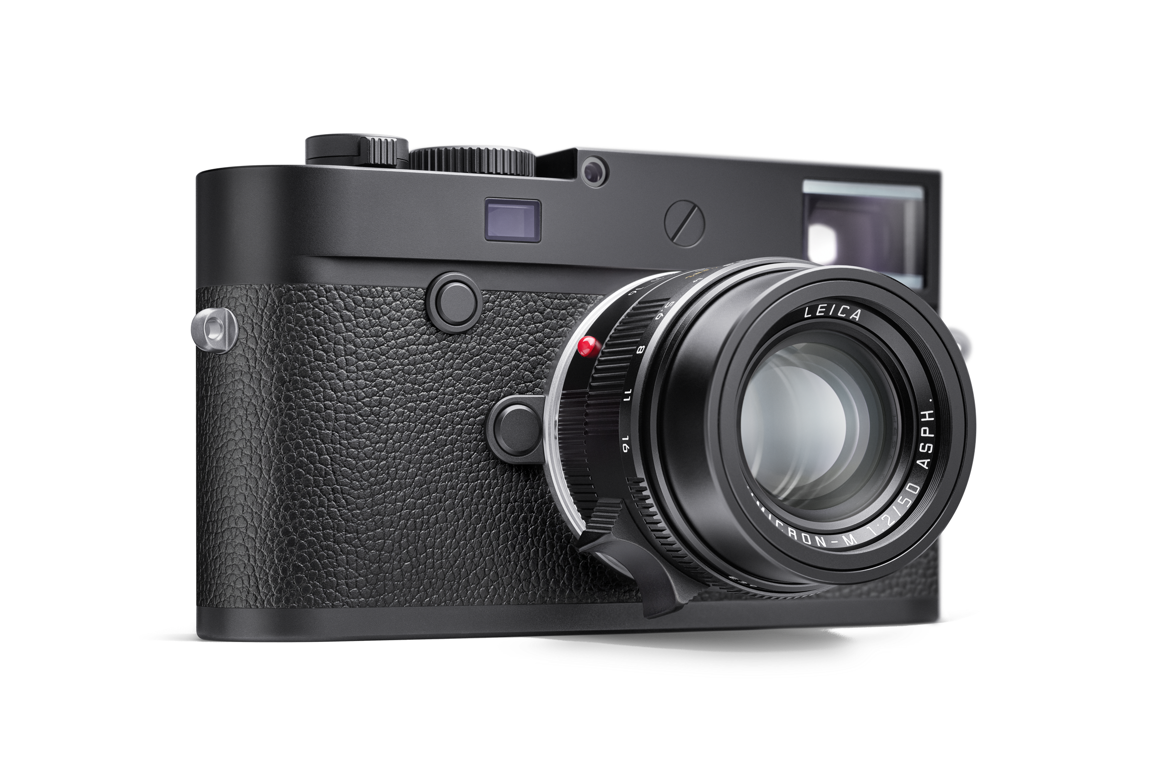 The new black-and-white Leica does things color cameras can't