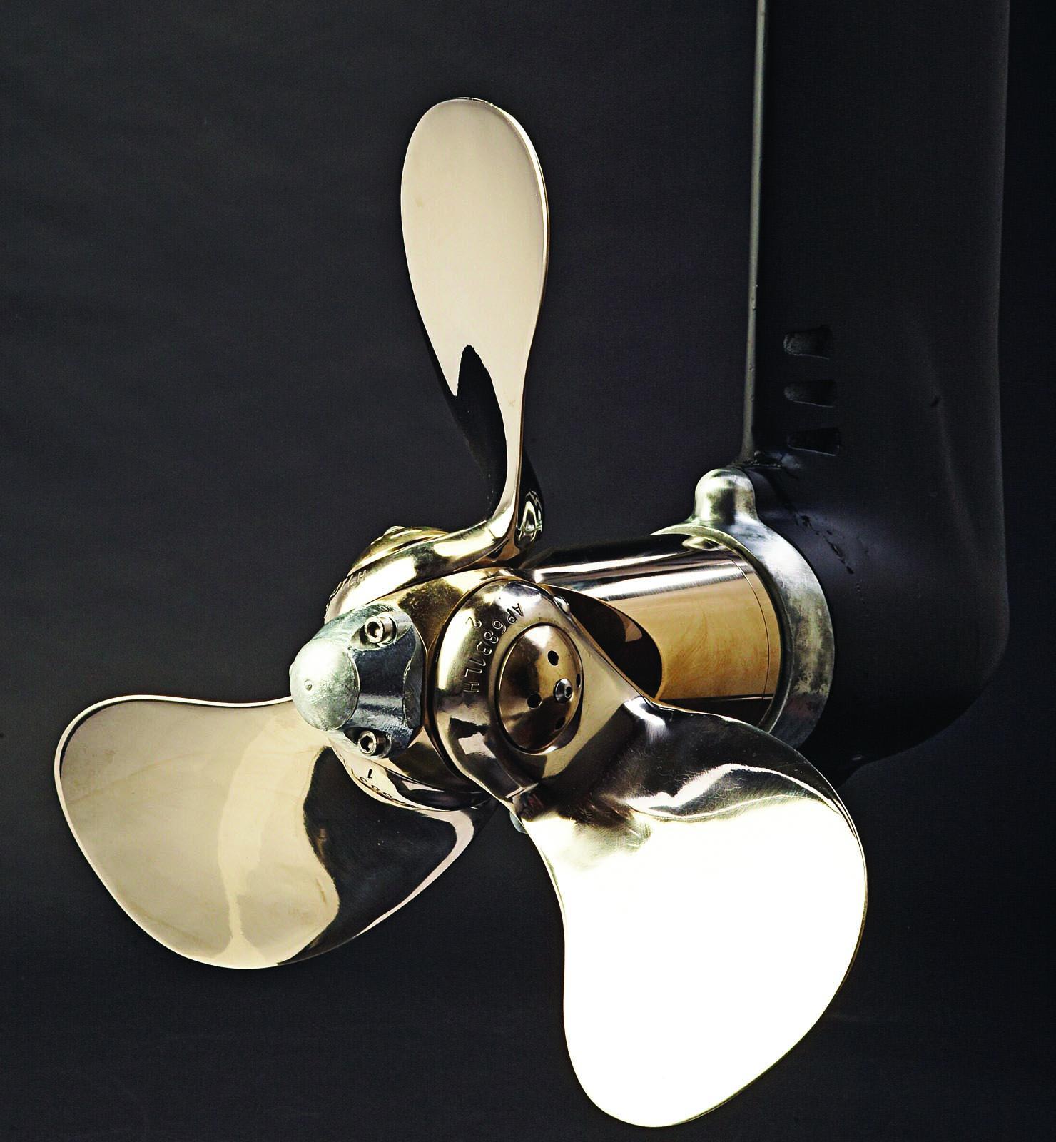 Understanding Your Sailboat Propellers | Cruising World