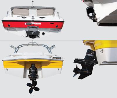 Jet Boat Versus Sterndrive Boating Magazine
