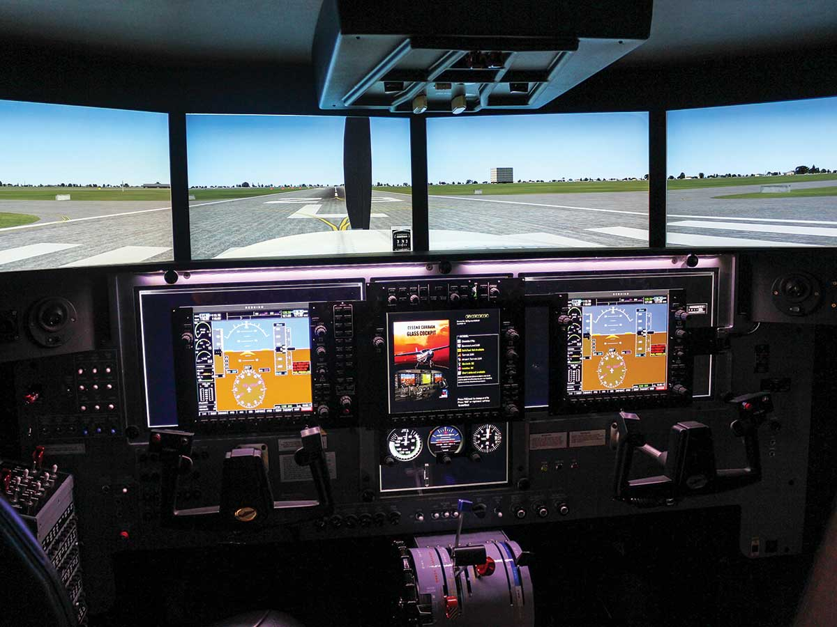 The Changing Landscape of Flight Simulation | Flying
