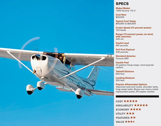Aftermarket Stars: Six Used Airplane Bargains   Flying