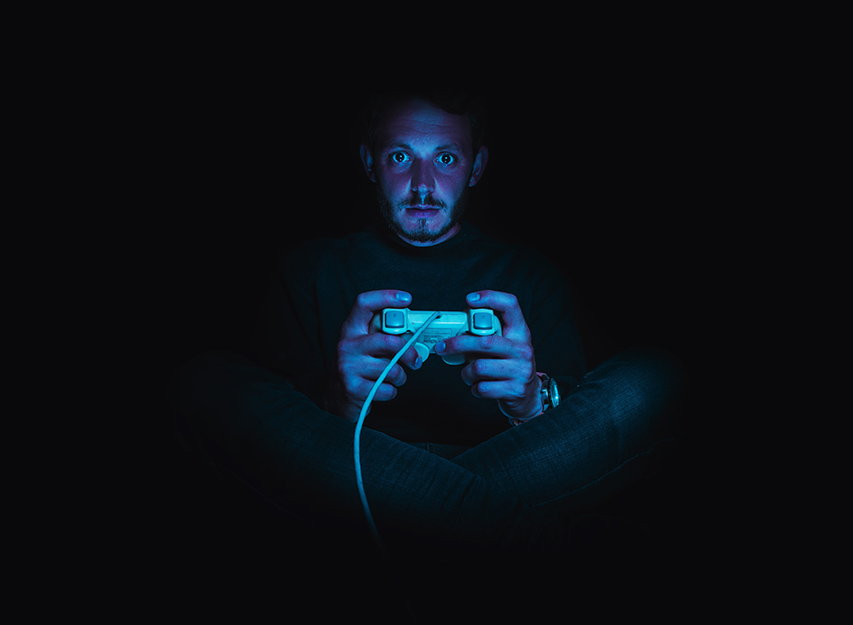 The best video games to play after your kids go to sleep