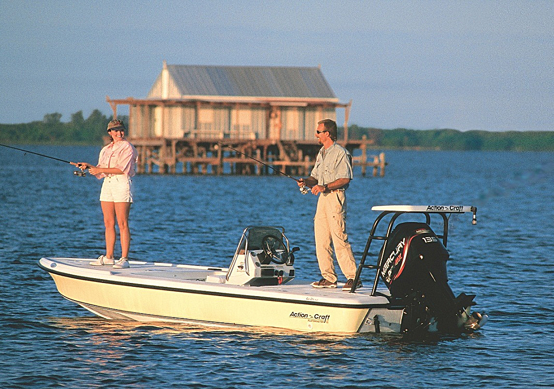 Best Flats Boats, Shallow Water Boats | Salt Water Sportsman