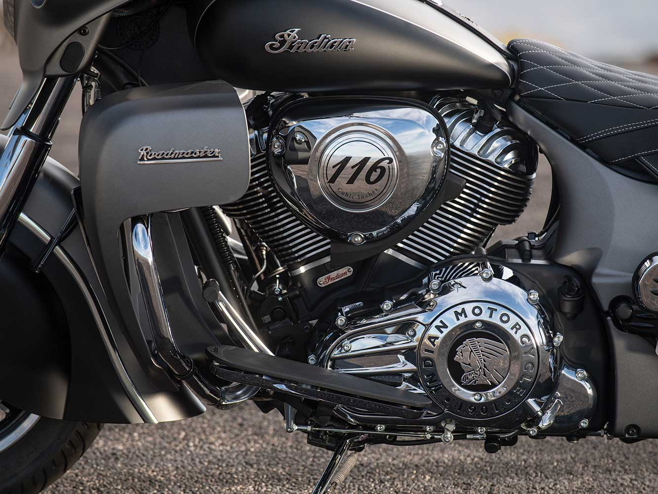 First look: Indian Motorcycle's 2020 Thunder Stroke