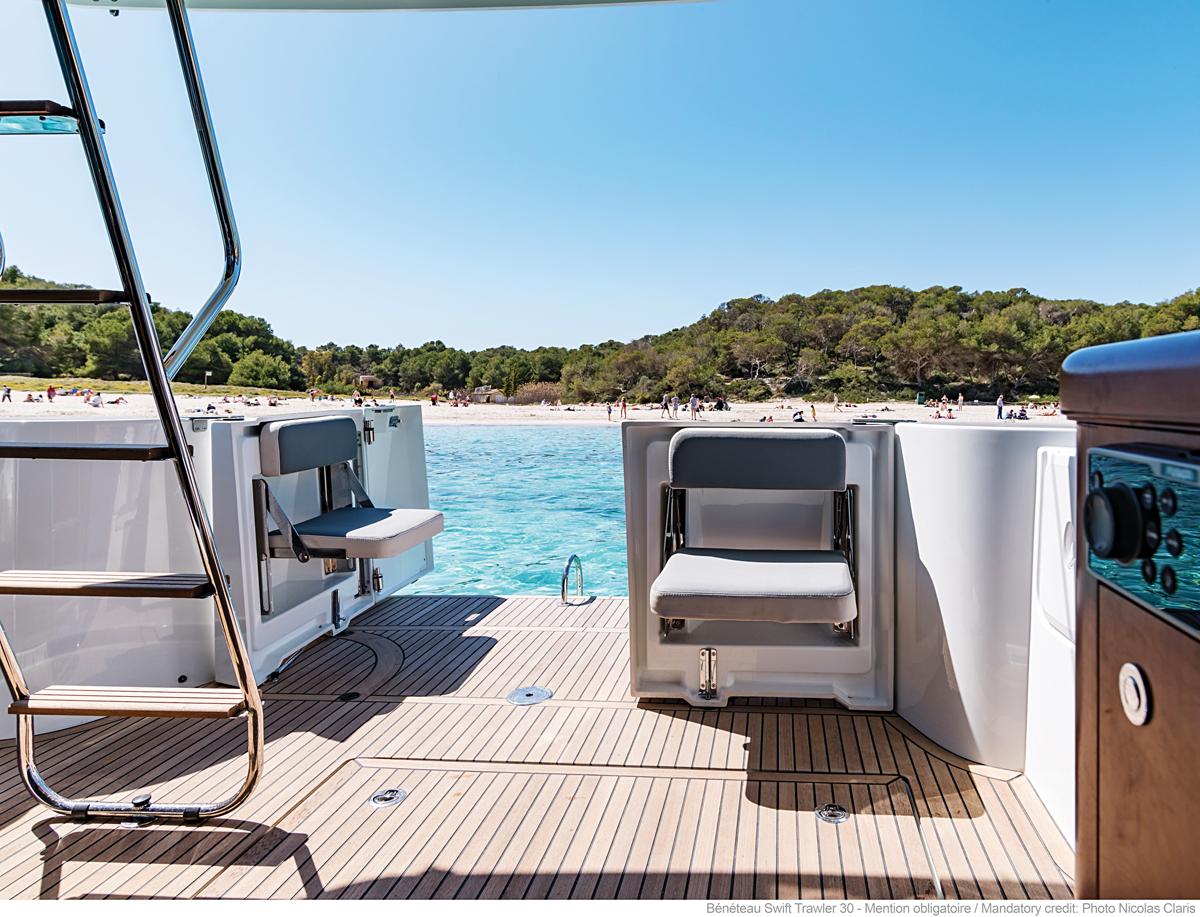 Beneteau Swift Trawler 30 | Boating Magazine