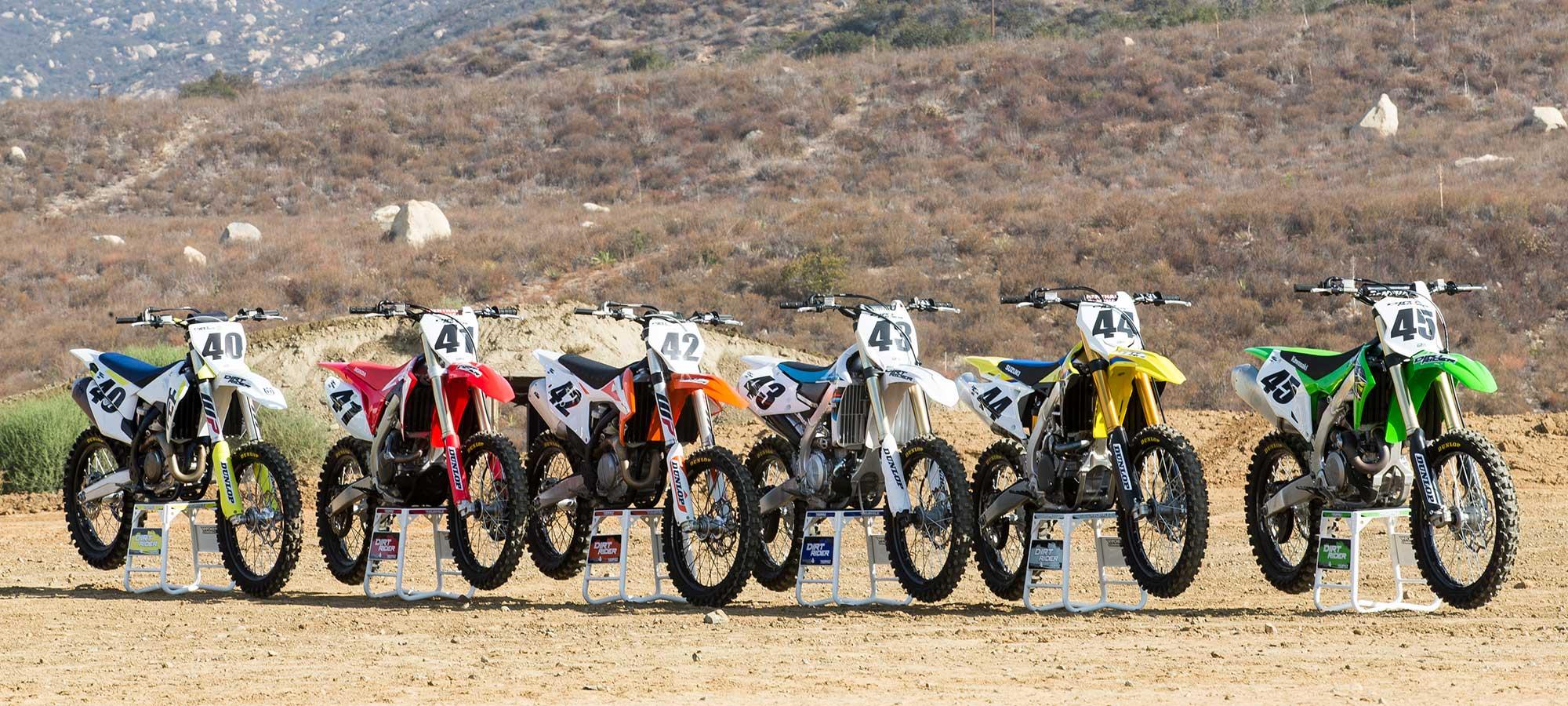 2019 450 MX Shootout | Dirt Rider