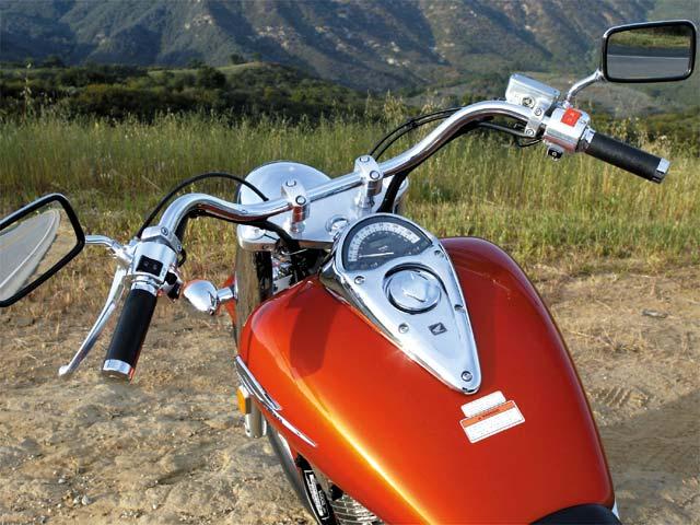 Honda VTX1300S | Motorcyclist