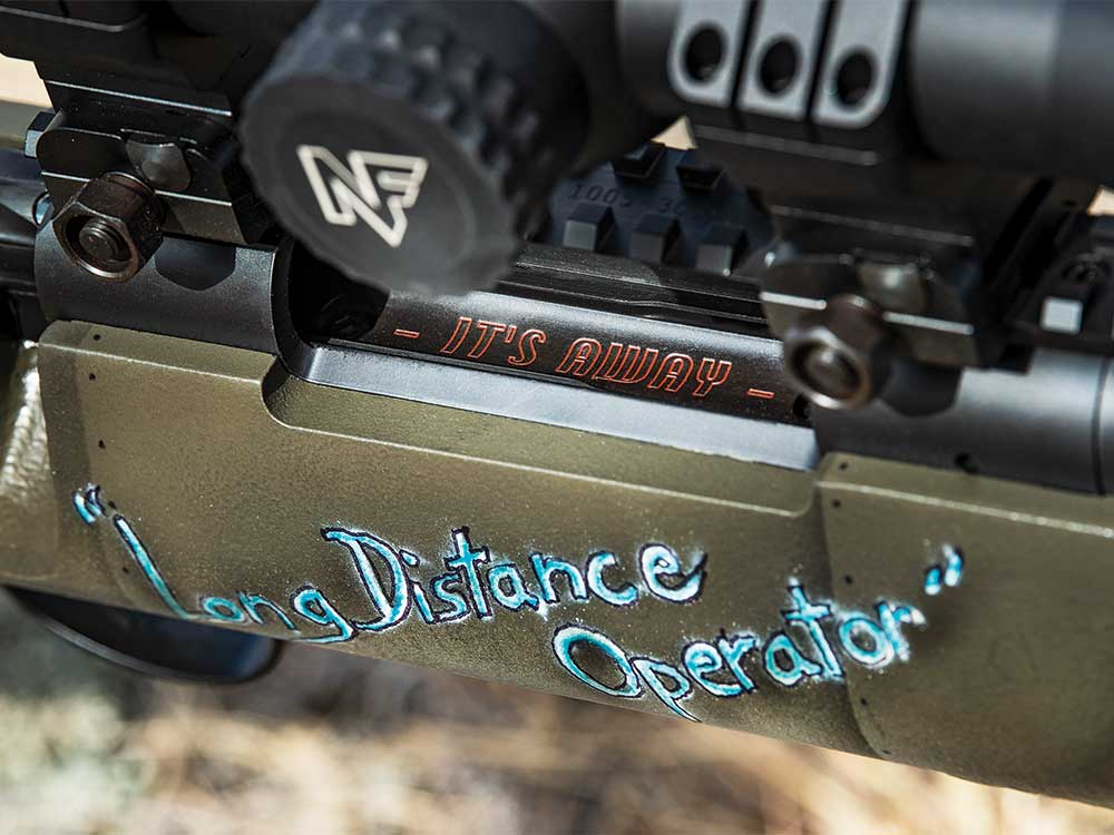 Building a 2,000-Yard Rifle in the New 300 PRC | Outdoor Life