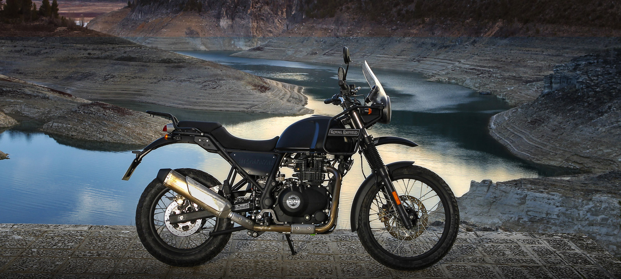 Sensational The Royal Enfield Himalayan Is An Adv Bike For A New World Cjindustries Chair Design For Home Cjindustriesco