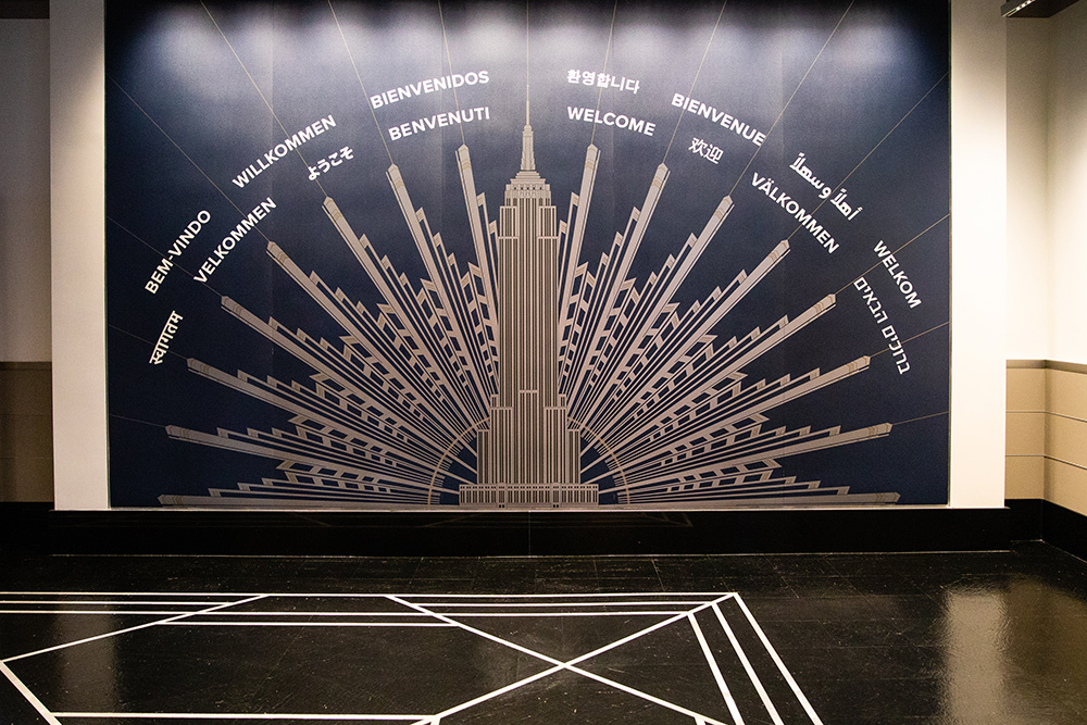 Empire State Building debuts new entrance and lobby for