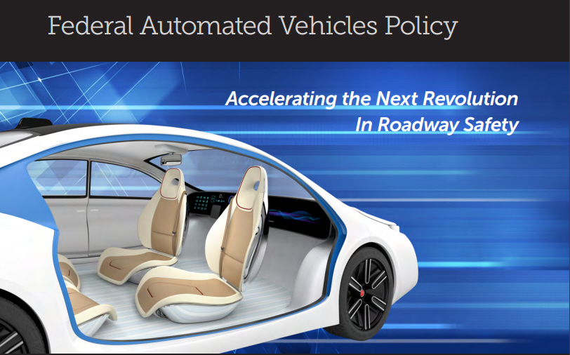 What You Need To Know About The New Federal Rules For Driverless Cars