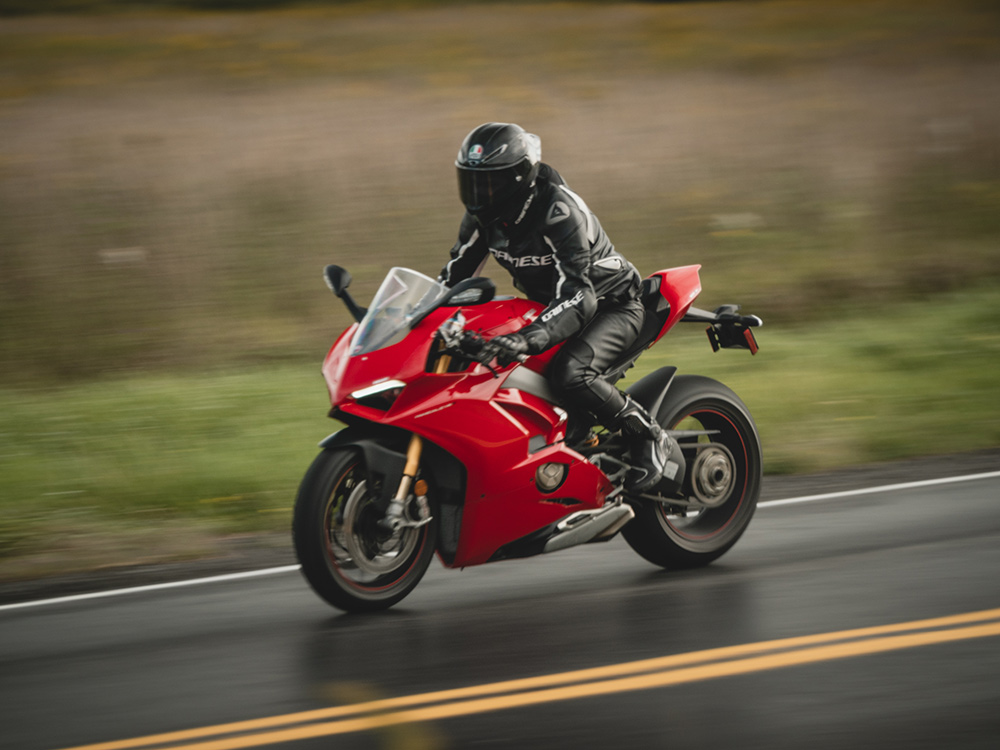 Ducati Gave Me A Panigale V4 S And This Is What Happened
