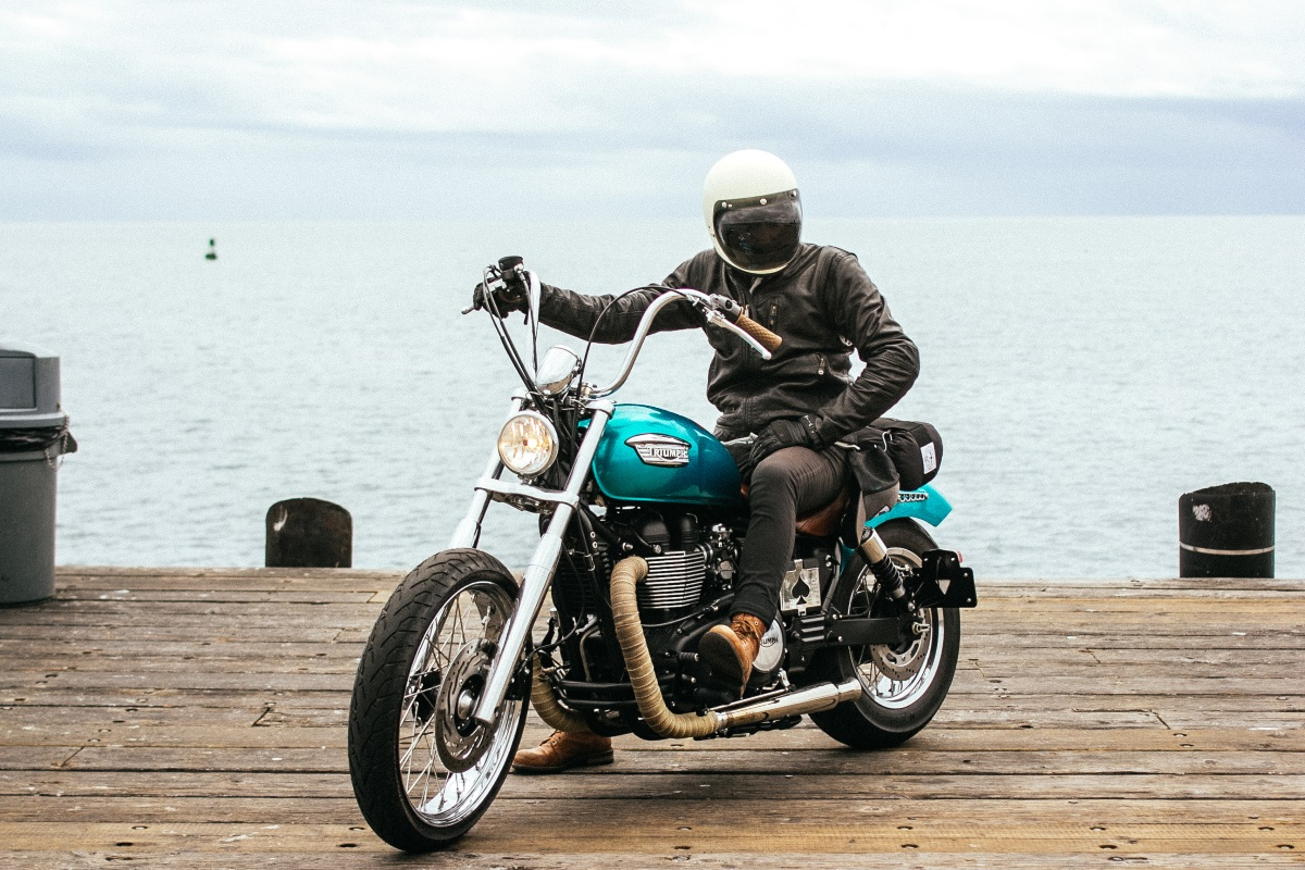 Weekend Projects Triumph Bobber Motorcycle Cruiser