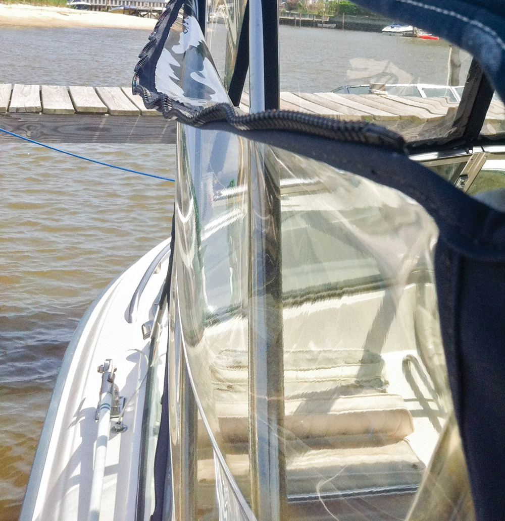 DIY Canvas Repair Tips | Boating Magazine