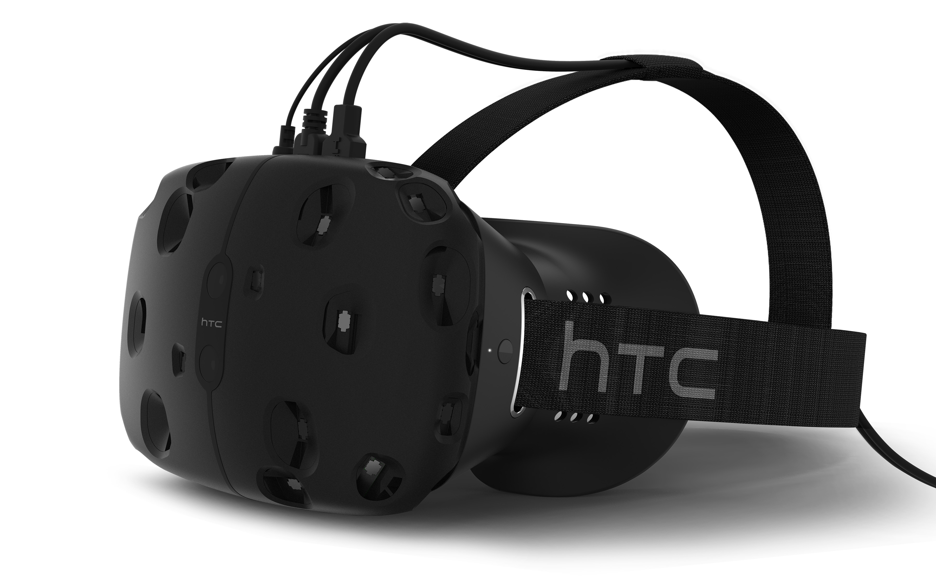 With Valve, HTC Unveils New Virtual Reality Headset 'HTC Vive'