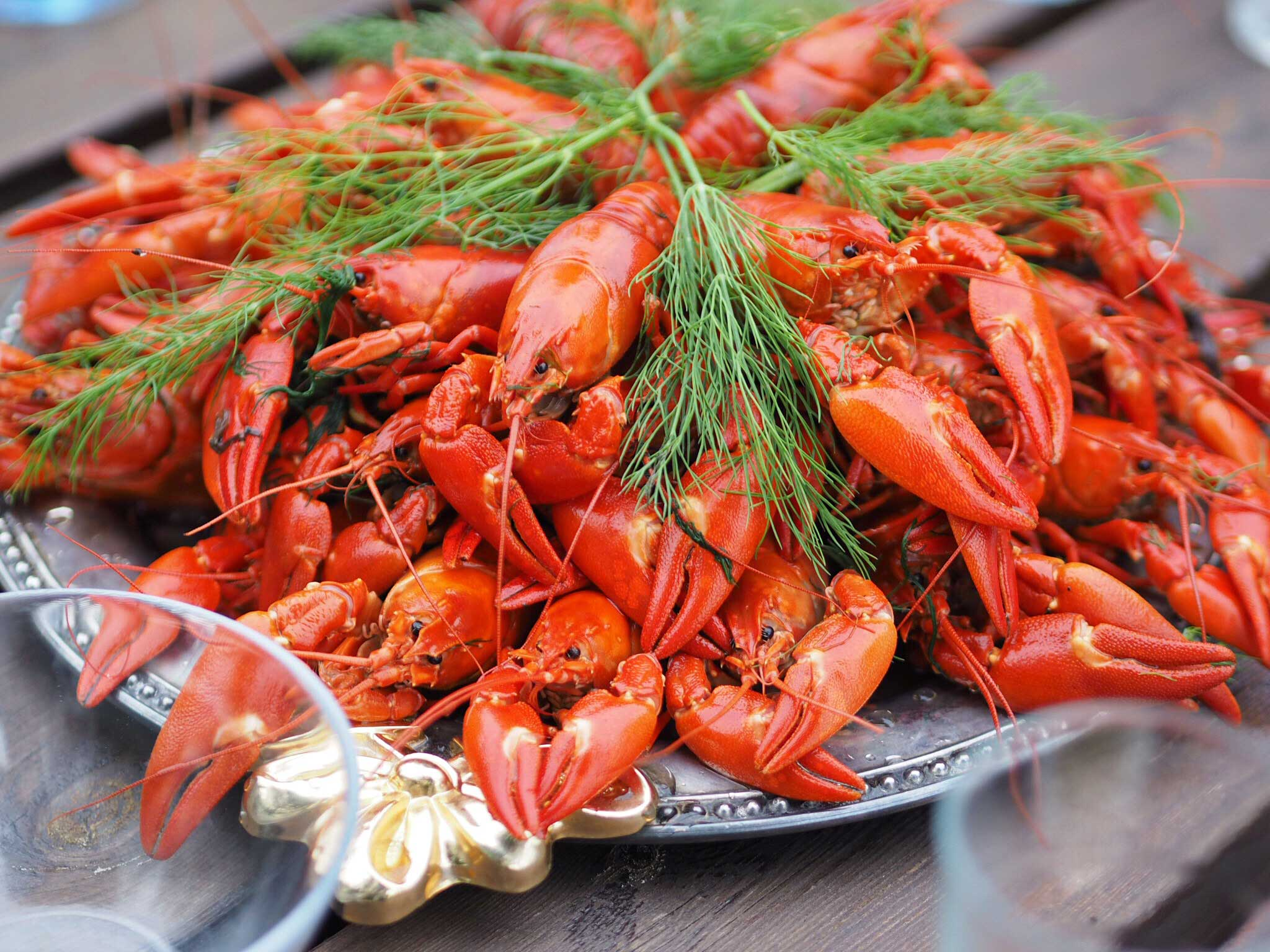 How to Survive a Finnish Crayfish Party | Saveur