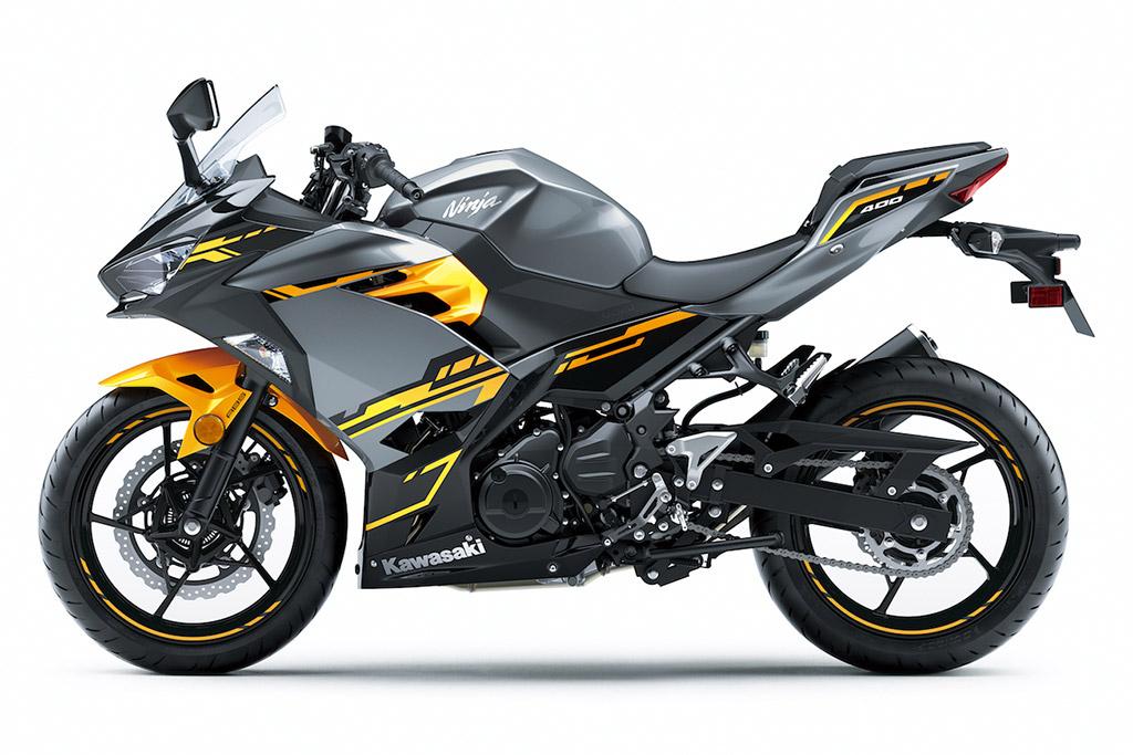 2018 Kawasaki Ninja 400 Motorcycle Photo Gallery Cycle World