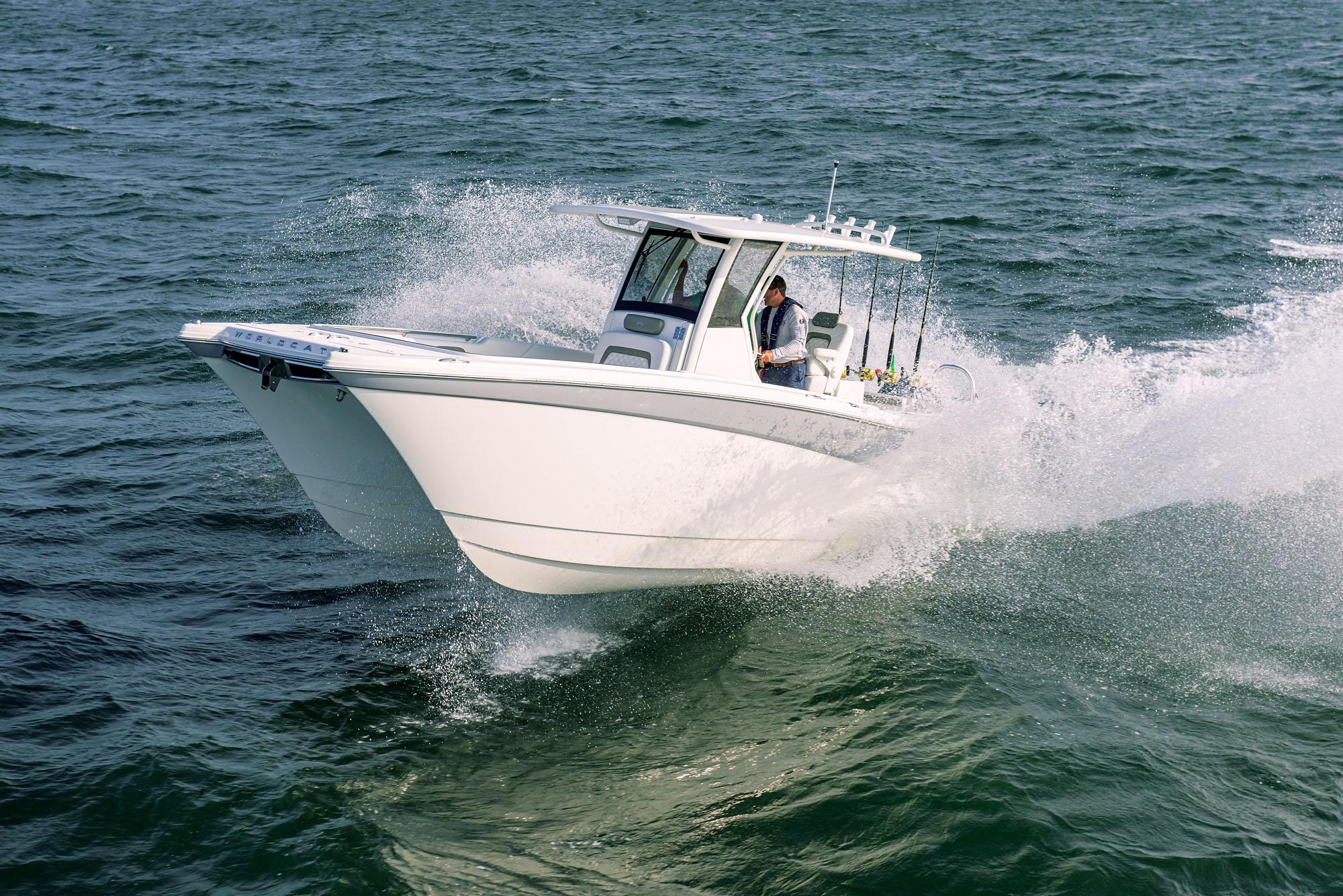 Multihull Catamaran Boats Invade The Offshore Fishing Market Sport Fishing Magazine