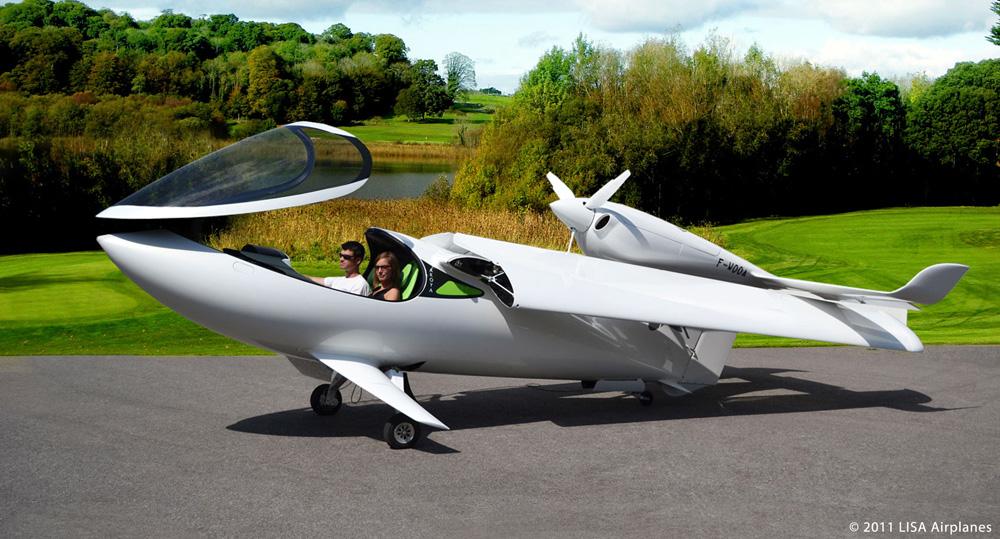 The Akoya Amphibious LSA | Flying