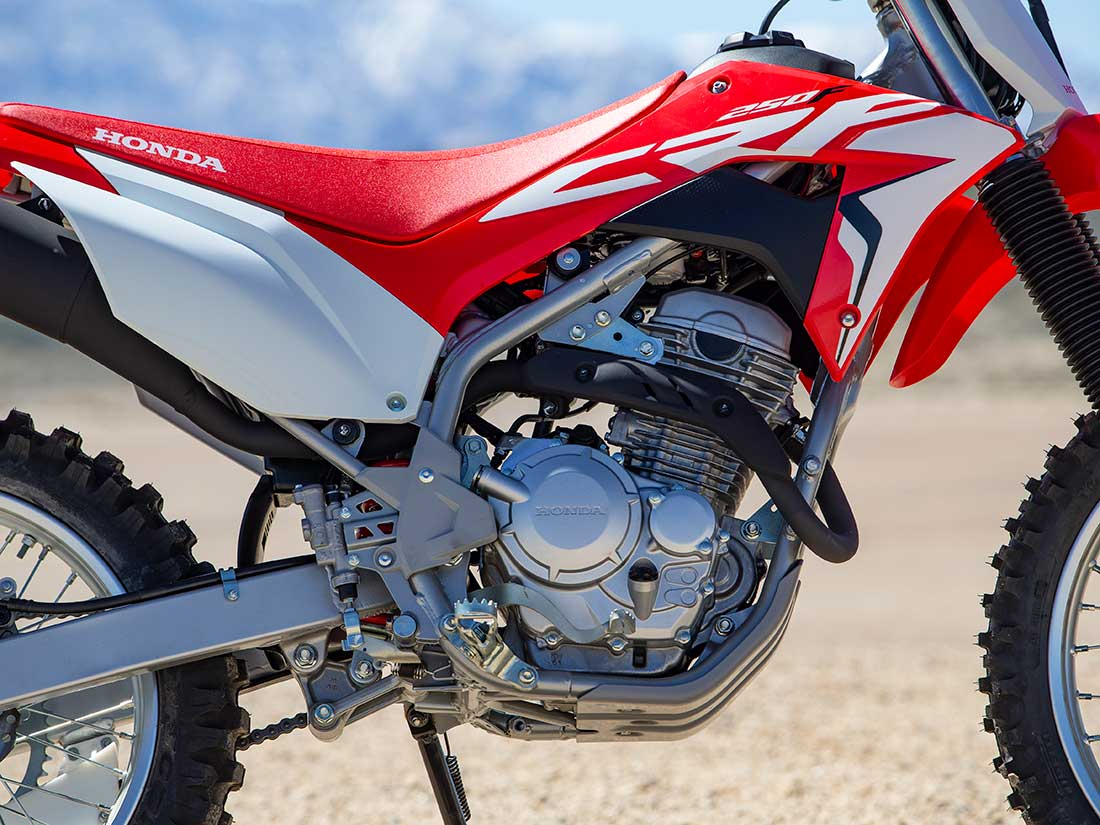 2019 Honda CRF250F First Ride Review | Dirt Rider