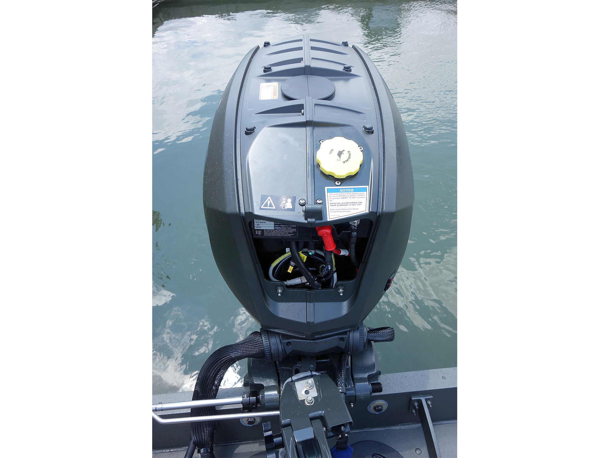 Evinrude Introduces the E-TEC G2 115, 140 and 150 hp Outboards