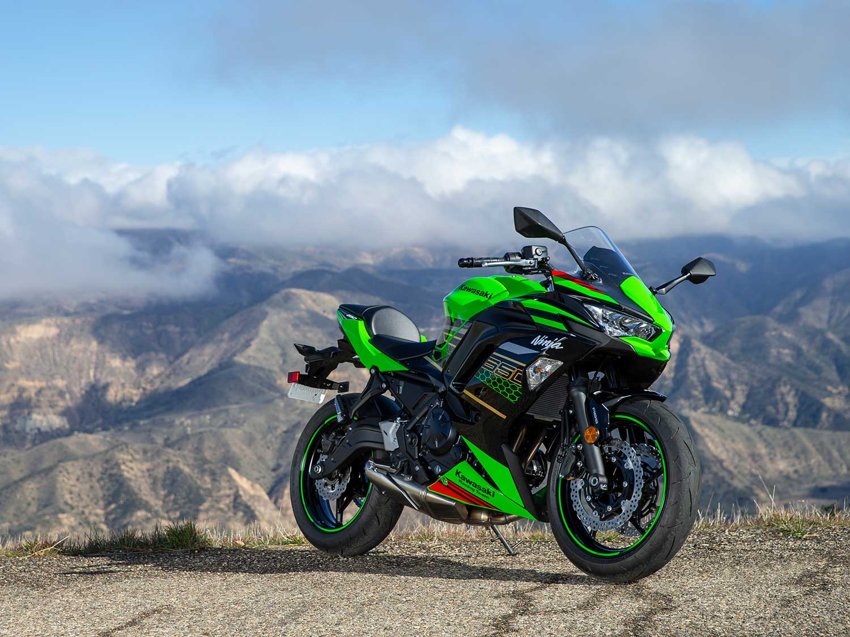 2020 Kawasaki Ninja 650 First Ride Cycle World
