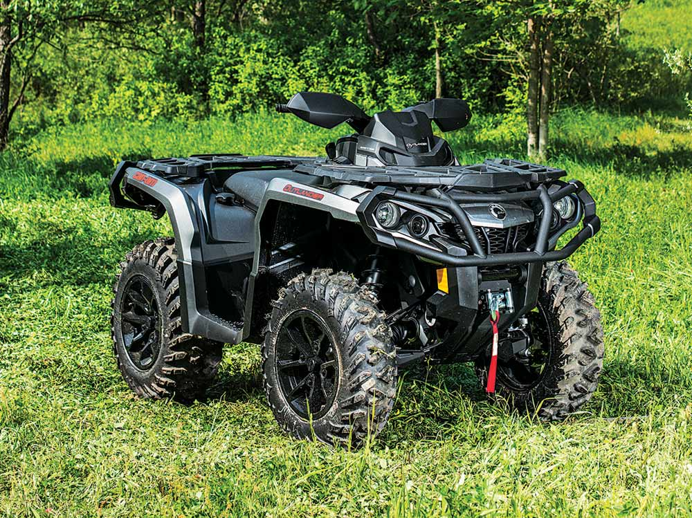 Gear Test: The 6 Best ATVs for Hunters | Outdoor Life